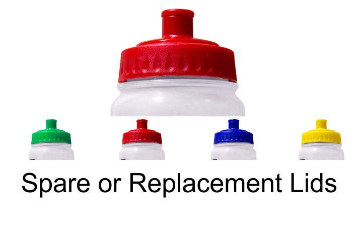 Replacement or Spare  lids for School Water Bottles